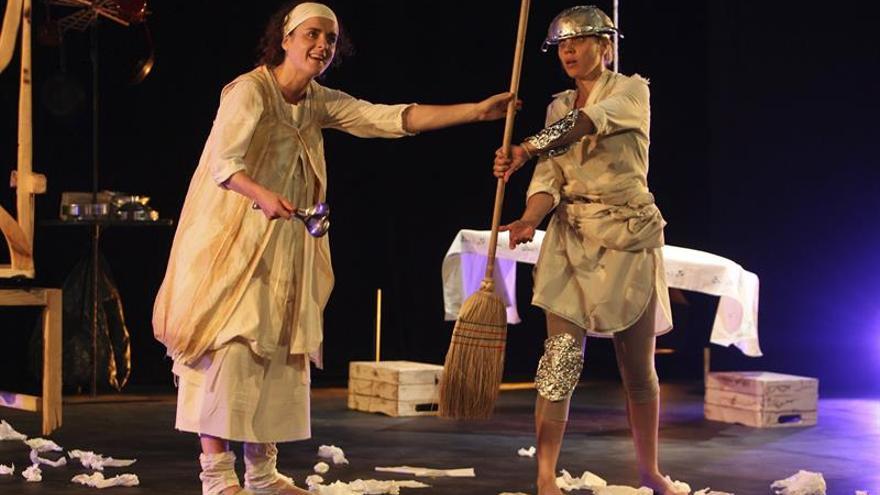 'Quijote, el vértigo de Sancho'