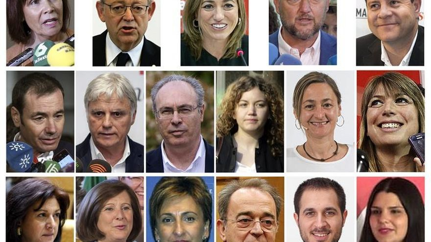 El sector crítico del PSOE urge a la Comisión de Garantías a que emita informe