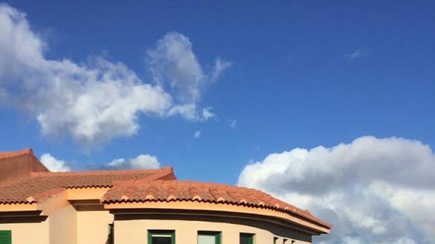El imagen, edificio que alberga el 'vivero de empresas' puesto en marcha por el Ayuntamiento de Breña Baja.