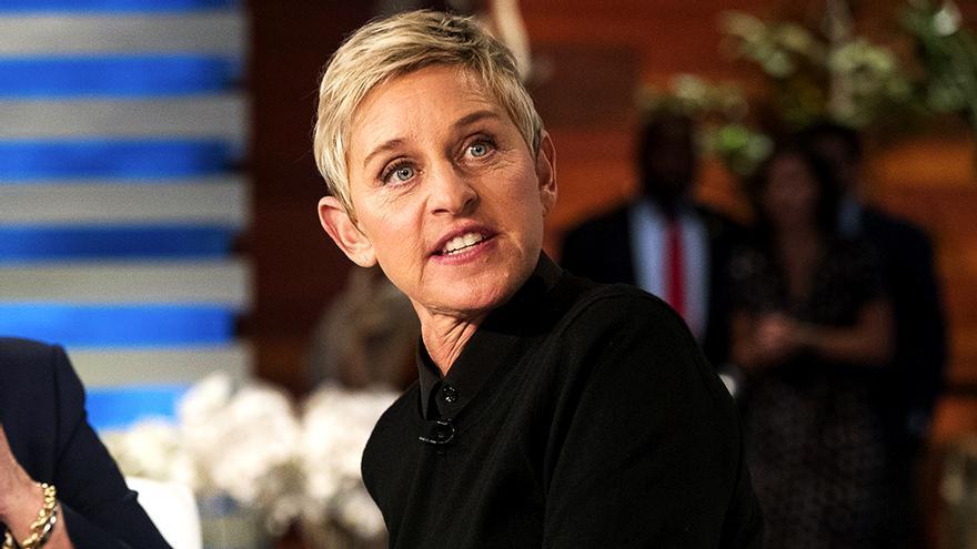 Ellen Degeneres en 'The Ellen Degeneres Show'