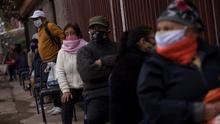 Chile supera a Italia en la cantidad de contagios de COVID-19, con 242.355