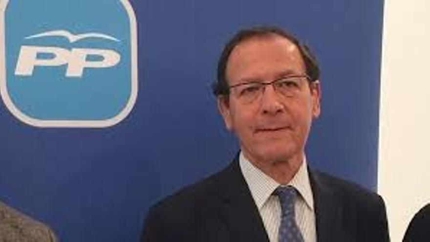Miguel Ángel Cámara, antiguo alcalde de Murcia