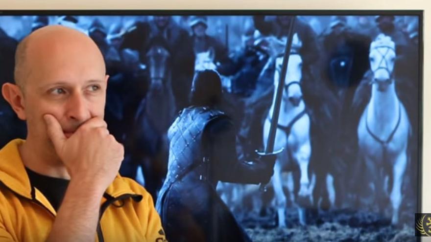 Matt Easton, fundador de Schola Gladiatoria, en su 'review' sobre la batalla de los bastardos