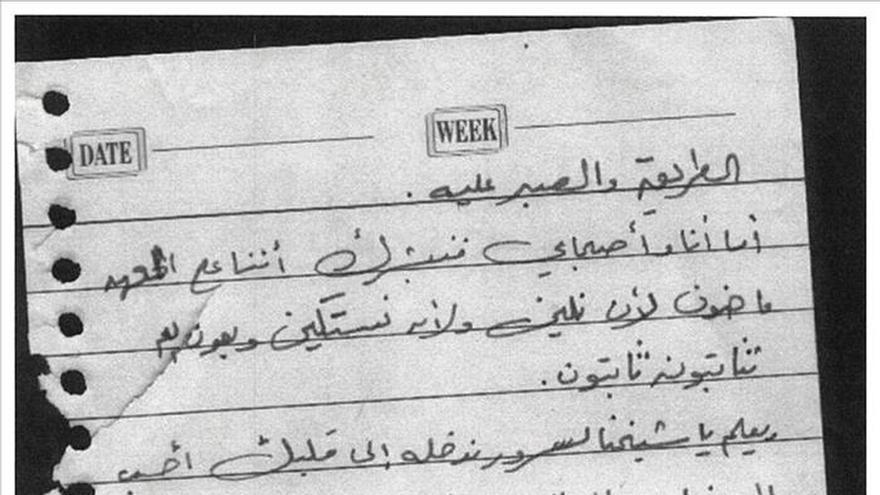 La biblioteca de Bin Laden, una mirada privada al terrorista, ávido lector y marido
