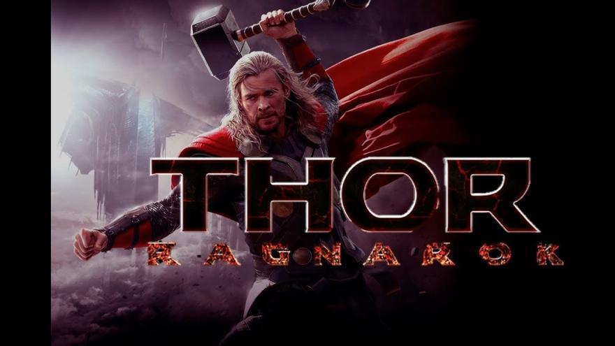Imagen de Thor.