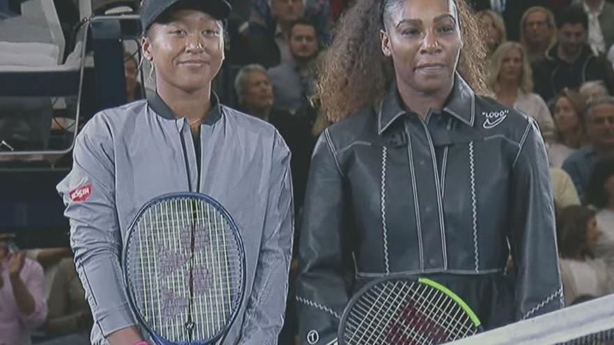Naomi Osaka derrotó a Serena Williams con apenas 20 años. Desde entonces, se convirtió en una estrella global