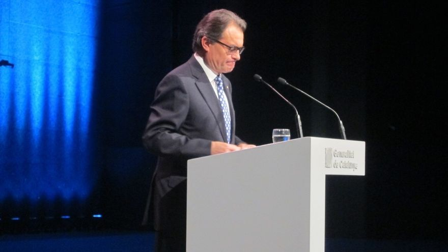 Artur Mas se ofrece a abrir o a cerrar la lista unitaria soberanista que propone