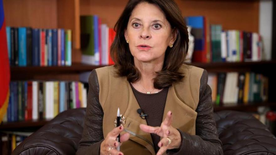 Vicepresidenta colombiana: Gobierno de Santos no dejó presupuesto para la paz