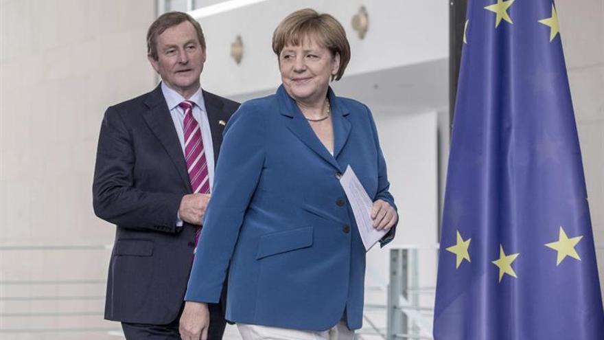 Merkel afirma corresponde ahora a May marcar  la relación futura con la UE