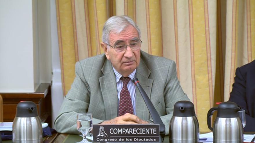 Fernando Montes Ponce de León, actual presidente de la Comisión de Investigación de Accidentes Ferroviarios (CIAF)