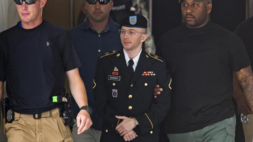 Informante de Wikileaks en el hospital por aparente intento de suicidio en EE.UU.
