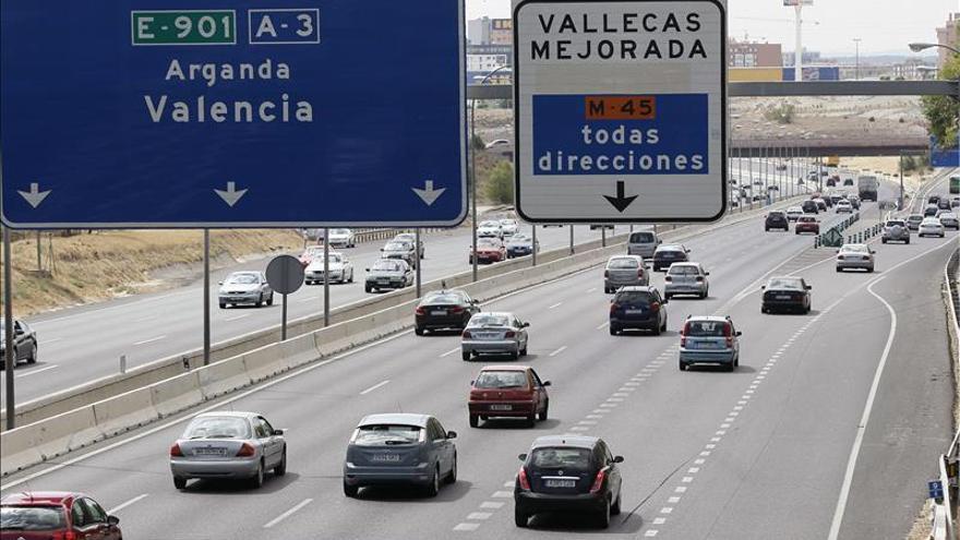 Complicaciones de tr fico en alicante valencia m laga y - Direccion de trafico en malaga ...