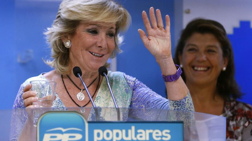 Aguirre y Adelson hablan por teléfono pero no tienen previsto reunirse