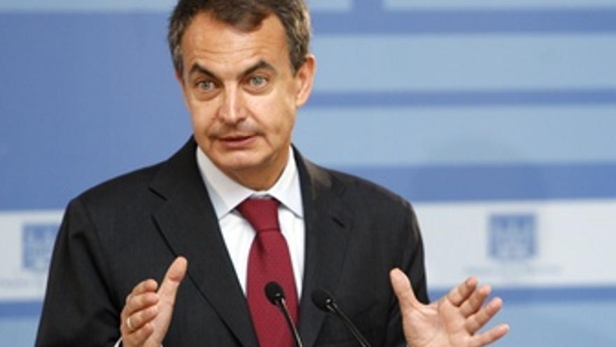Zapatero agradece a CC su ''actitud y responsabilidad''