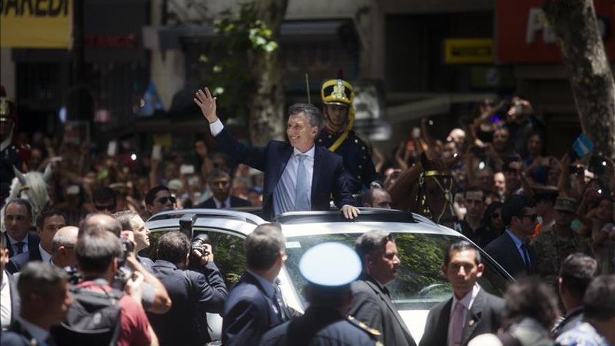 """""""Sí se puede"""", el grito que marca el cambio en Argentina"""