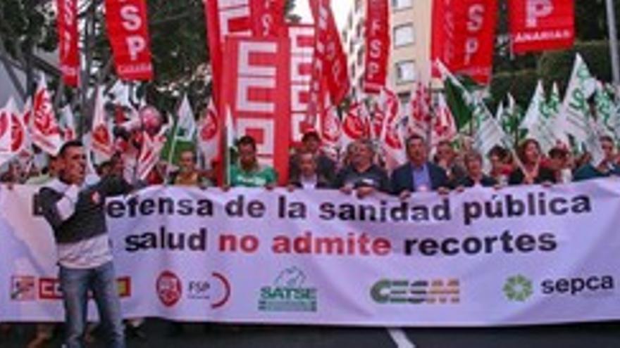 Convocada otra huelga en la sanidad canaria