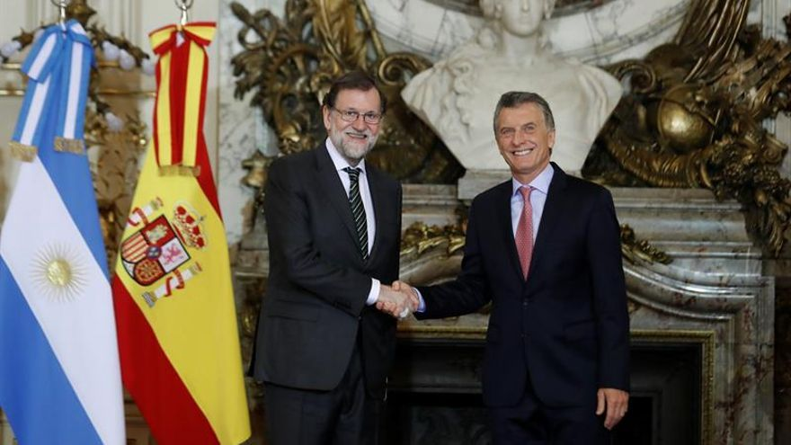 Rajoy y Macri no reconocerán los resultados de las elecciones de Venezuela