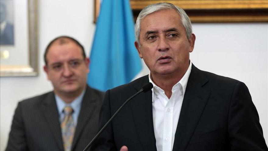 Guatemala diseñará una nueva estrategia para enfrentar el narcotráfico
