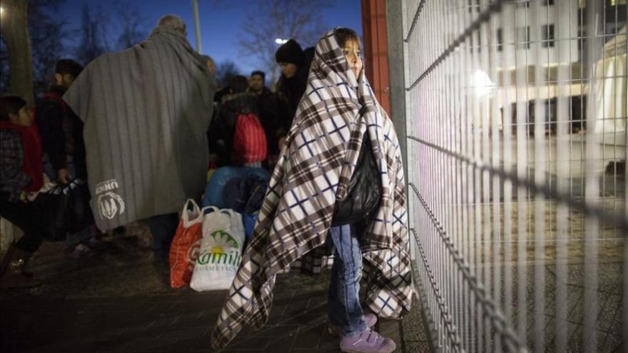Los conservadores bávaros alemanes quieren vetar la entrada a los refugiados sin papeles