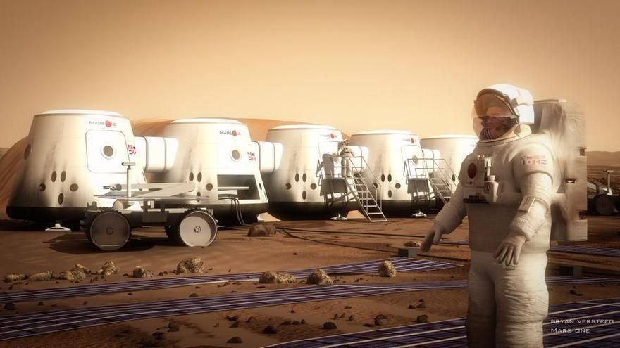 ¿Qué normas regirán la vida en marte cuando el ser humano llegue al planeta rojo?