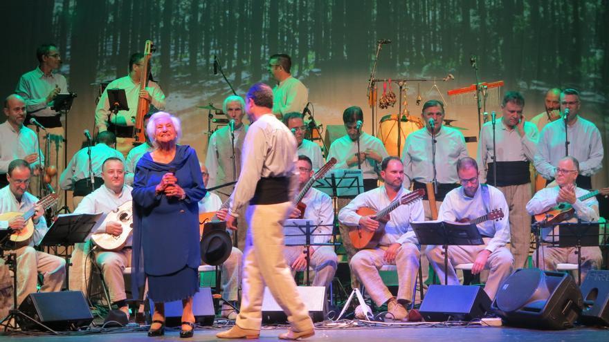 María Mérida y Los Gofiones actuarán este miércoles en el concierto de Navidad de Las Palmas de Gran Canaria