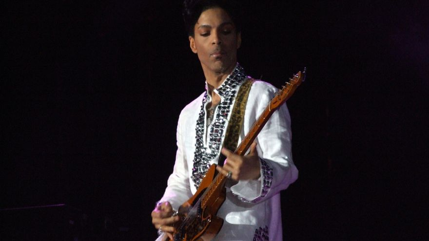 Prince en Coachella