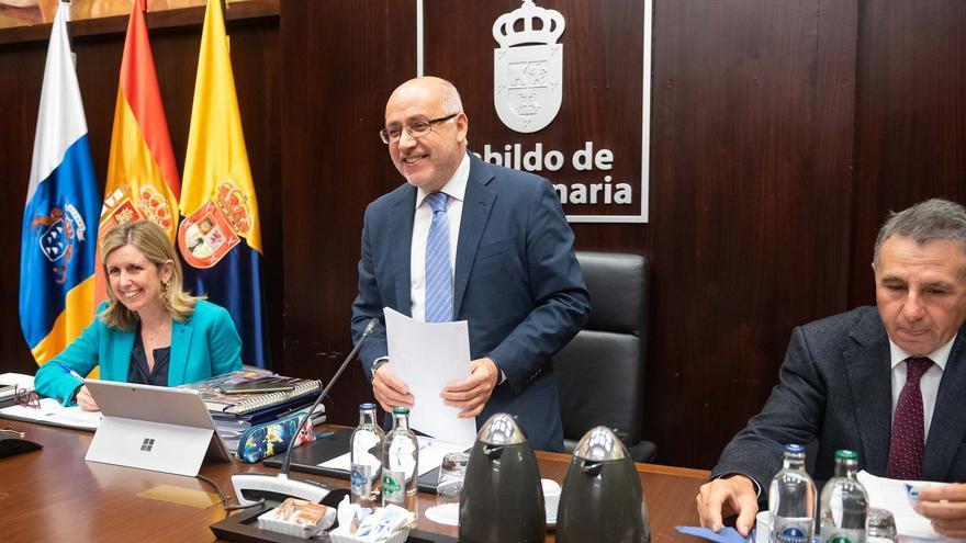Antonio Morales, tras el Debate sobre el Estado de la Isla