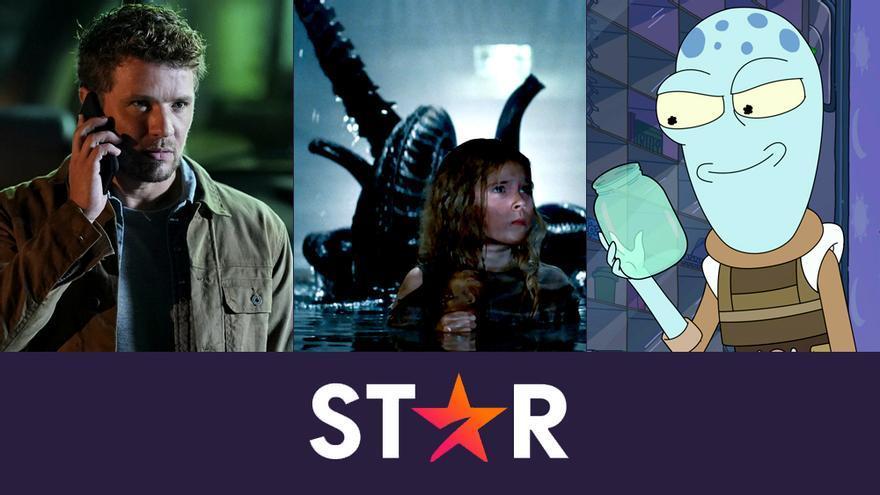 Star llega ya a Disney+