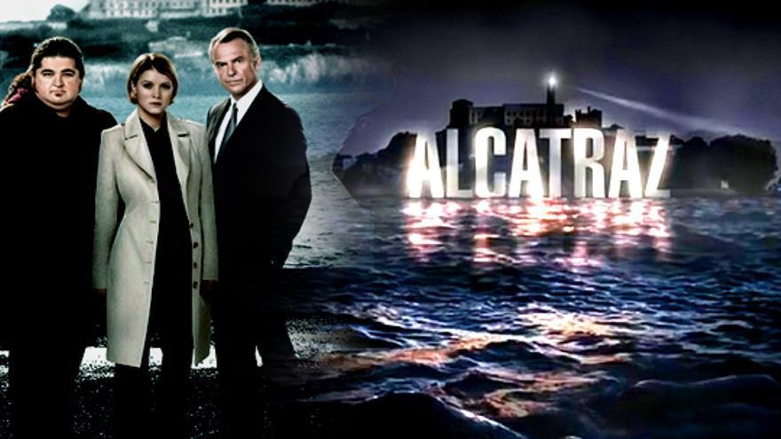"""Exitoso estreno de """"Alcatraz"""" en FOX, que supera al de la """"Terra Nova"""" de Spielberg"""