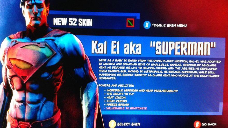 Superman  Warner Bros