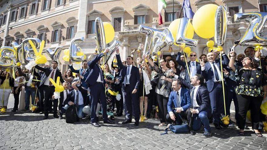 La Cámara Baja italiana recorta la pensión vitalicia a los exdiputados