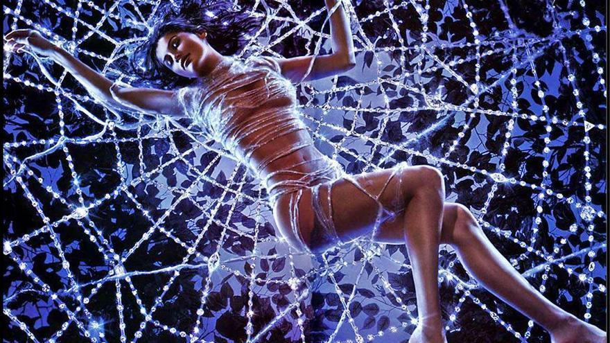 'Spiderweb Woman'