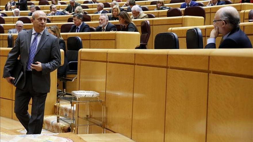 El Senado aprueba hoy la Lomce rechazada por la oposición y sectores educativos
