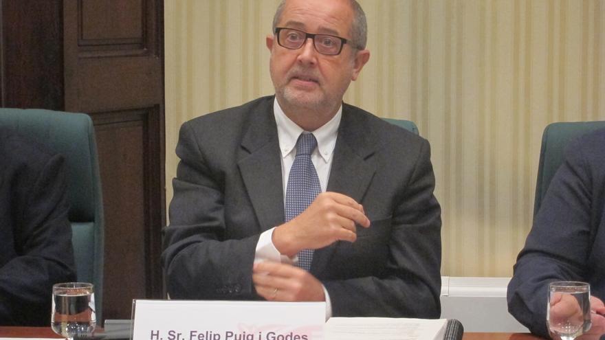 """Puig se declara consternado ante el """"espectáculo"""" político y jurídico de la Fiscalía"""