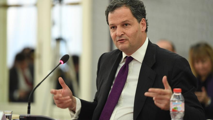 Sergio Jaramillo, Alto Comisionado para la Paz en Colombia.