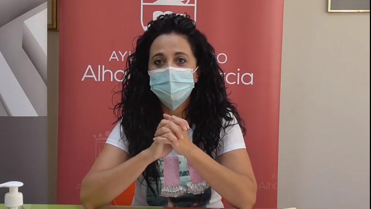 La concejala de Bienestar Social, Nani Navarro
