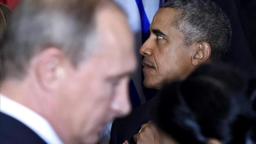 Putin descarta que Rusia vaya a enviar tropas a Siria tras reunión con Obama