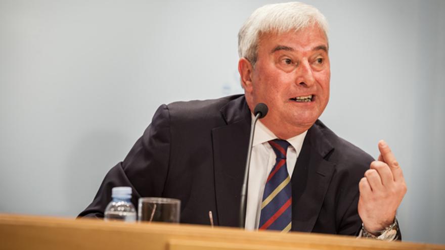 El delegado del Gobierno en Aragón, Gustavo Alcalde (imagen de archivo)
