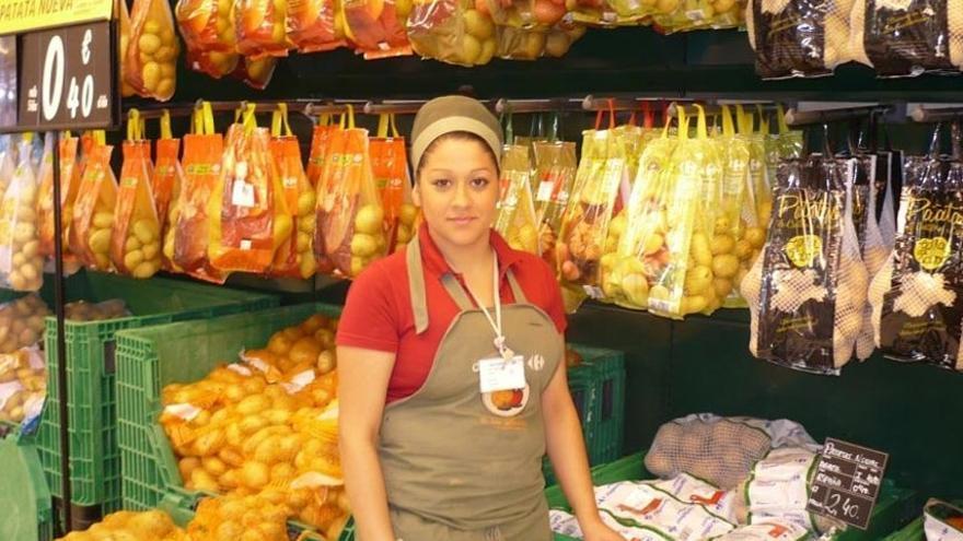Melissa Llave participa en el programa Acceder (FSG)