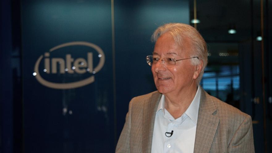 Federico Faggin fue uno de los creadores de los primeros microprocesadores de Intel