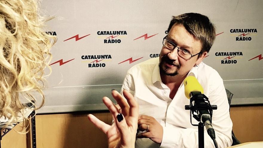 Domènech (EnComúPodem) no se plantea una alianza con el PSC de cara a las catalanas