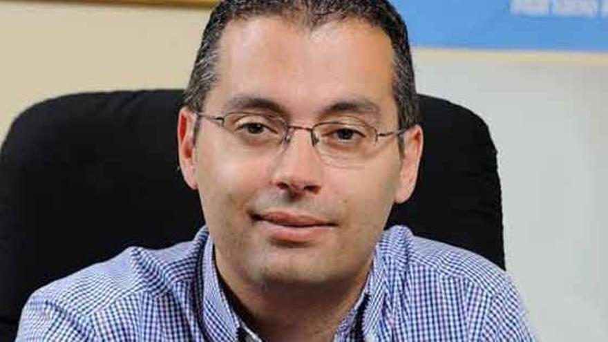 Carlos Tarife, nuevo concejal del PP en Santa Cruz