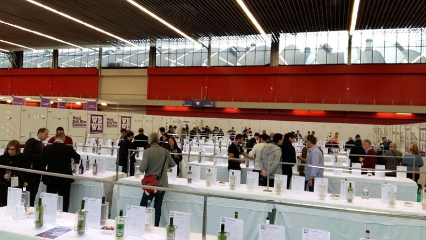 World Bulk Wine Exhibition / Europa Press