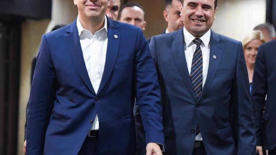 Macedonia asegura que hay acuerdo con Grecia sobre el nombre del país