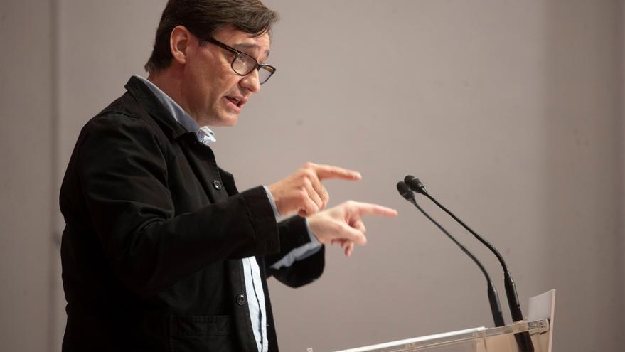 El procés y los pactos tensan un debate bilingüe entre candidatos en TVE