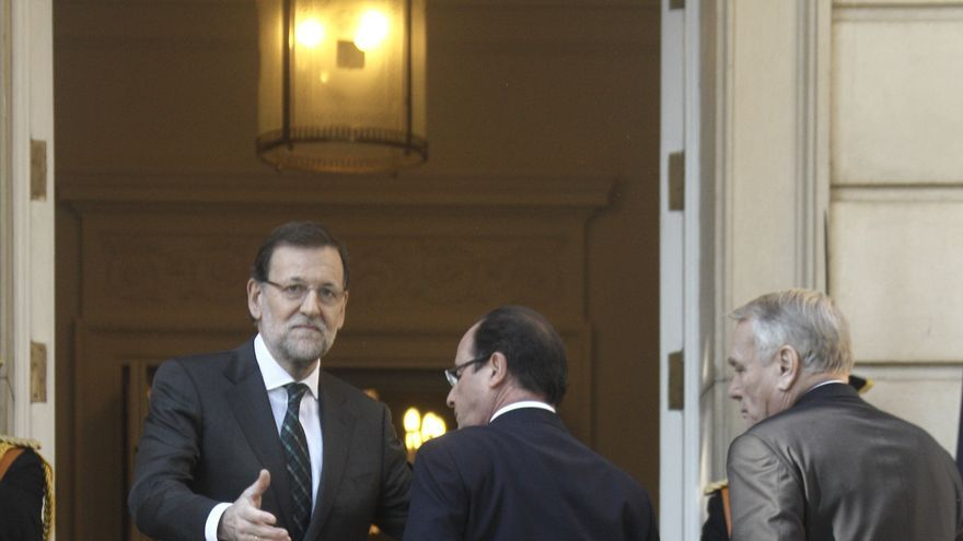 """Rajoy alerta de las """"consecuencias en moneda, mercado y fronteras"""" de """"aventuras"""" independentistas de futuro incierto"""