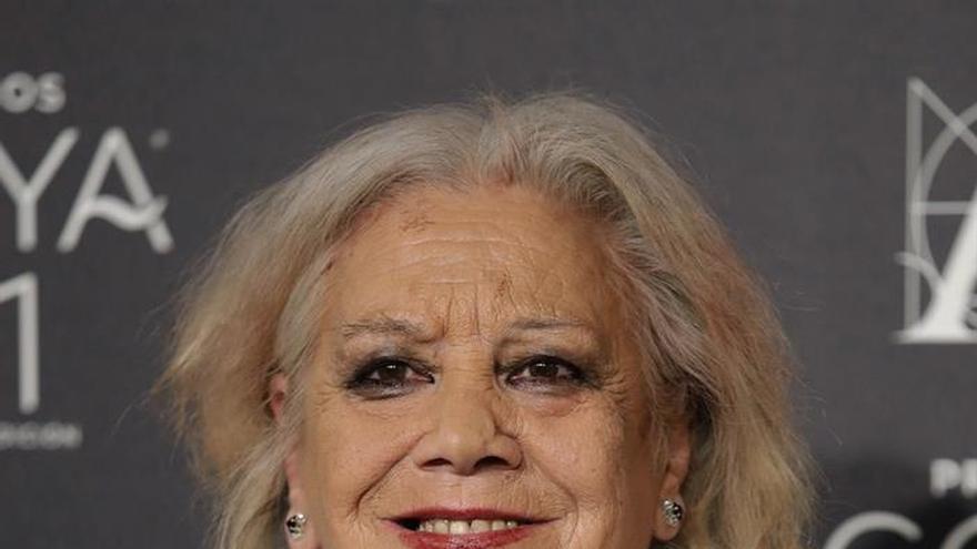 """La 1 rinde homenaje hoy a Terele Pávez con """"Las brujas de Zugarramurdi"""""""