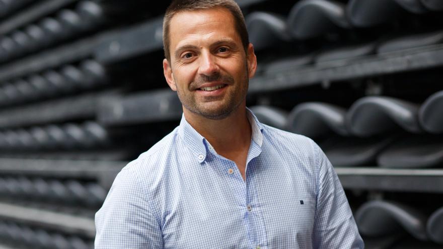 Archivo - Ramón Urdiáin, próximo director gerente de la empresa pública NICDO