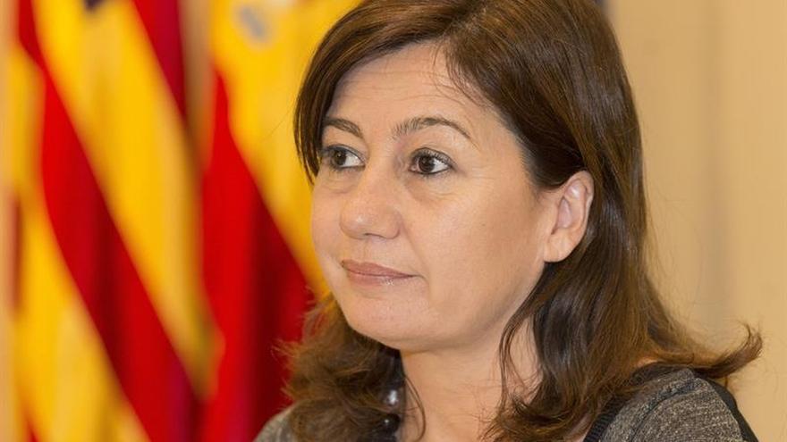 Armengol remodela el Govern balear tras la crisis por los contratos bajo sospecha
