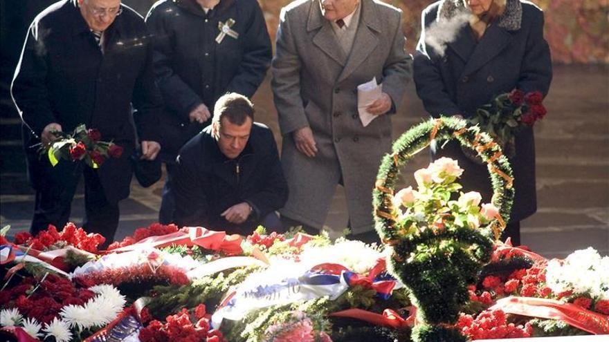 Devuelven el nombre de Stalingrado a la ciudad de Volgogrado para efemérides